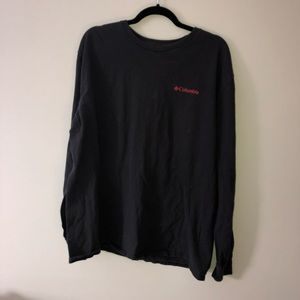 Columbia Shirts - Columbia Long Sleeve Tee
